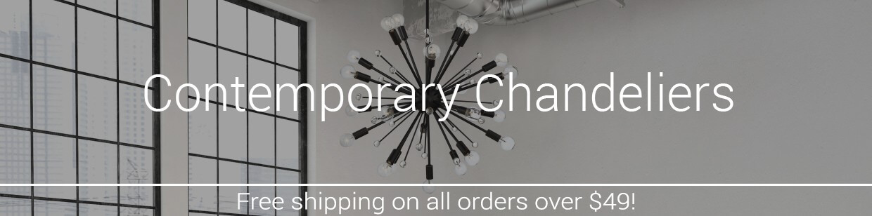Contemporary chandeliers lightsonline aloadofball Images