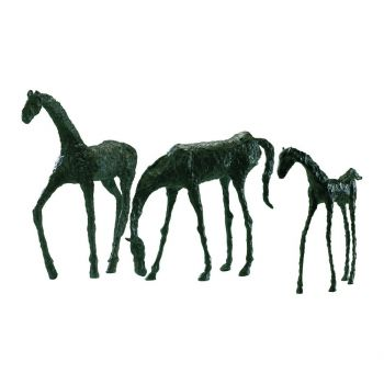 "Cyan Design Filly 15.25"" Cast Brass Sculpture in Bronze"