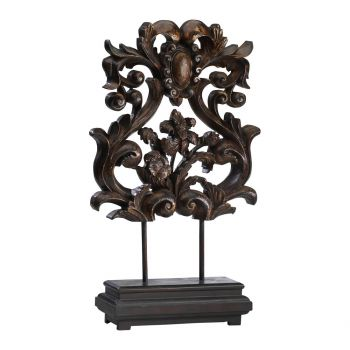 "Cyan Design European 29"" Sculpture in Brown"