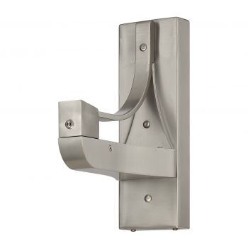 "Savoy House 12"" Sleep Fan Wall Bracket in Satin Nickel"