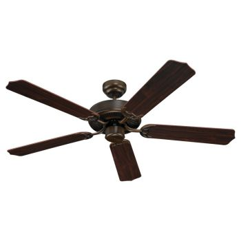 """Sea Gull Lighting Quality Max 52"""" Ceiling Fan in Russet Bronze"""