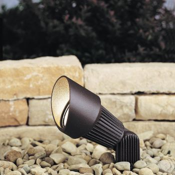 Kichler Landscape Accent in Textured Architectural Bronze