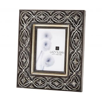 Dimond Home Signature Frame in Silver Finish