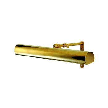 Hudson Valley Vernon 2-Lt Picture Light in Aged Brass