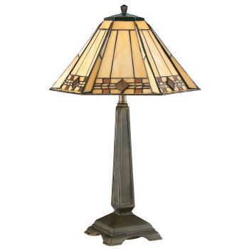 Kenroy Home Willow Accent Lamp in Bronze Finish
