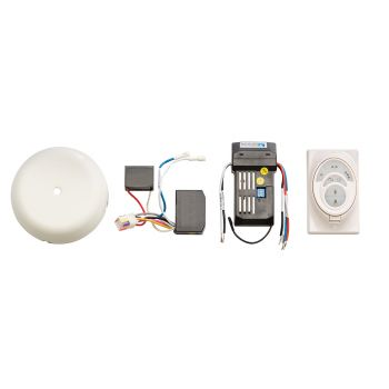 Kichler CoolTouch Ceiling Fan Control System R200 in Matte White