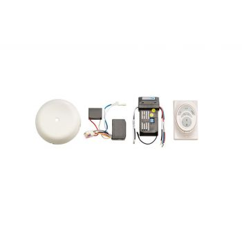 Kichler CoolTouch Ceiling Fan Control System R400 in Brushed Nickel