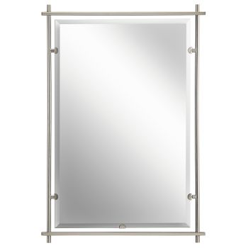 Kichler Eileen Mirror in Brushed Nickel