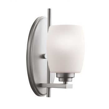 Kichler Eileen Wall Sconce in Brushed Nickel