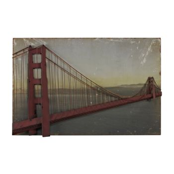 Sterling Industries Golden Gate Bridge Print