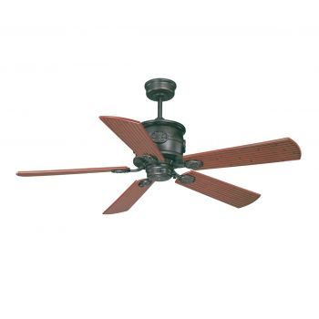 Savoy House The Capri Outdoor Ceiling Fan in English Bronze
