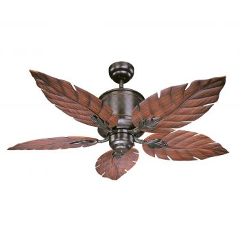 Savoy House Portico Outdoor Ceiling Fan in English Bronze