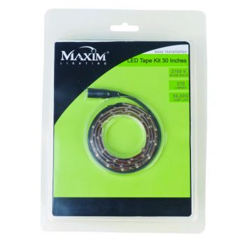 "Maxim Lighting StarStrand 30"" LED Tape Kit"