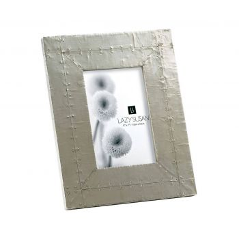 Dimond Home Decorative Royal Frame in Silver Finish