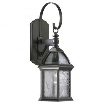 "Quorum Weston 20"" Outdoor Wall Sconce in Timberland Granite"