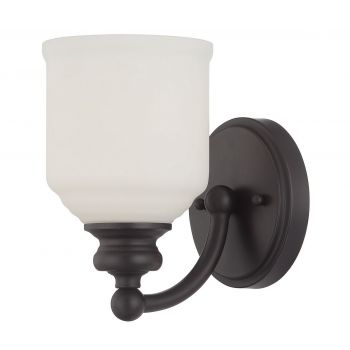 Savoy House Melrose Wall Sconce in English Bronze