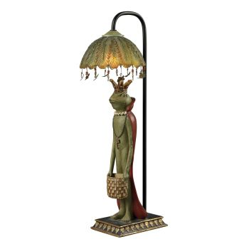 Sterling Industries King Frog Accent Lamp