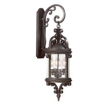 Troy Lighting Pamplona 4-Light Outdoor Wall Lantern