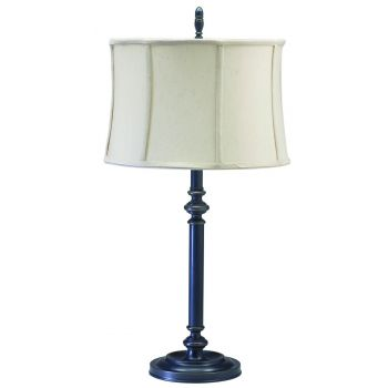 House of Troy Coach Table Lamp in Oil Rubbed Bronze Finish
