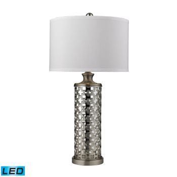 Dimond Medford LED Table Lamp in Brushed Nickel