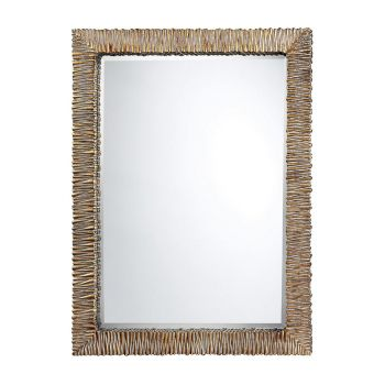 Sterling Industries Gascoine Mirror in Kostin Bronze