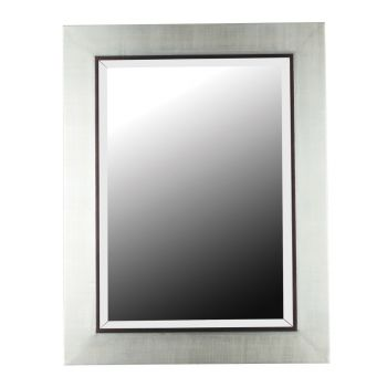 Kenroy Home Dolores Wall Mirror in Silver