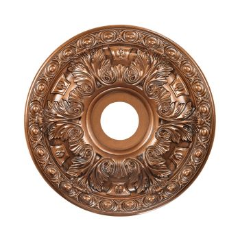 "Elk Lighting Pennington 18"" Medallion in Antique Bronze"