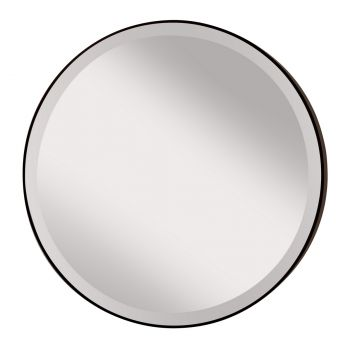 Feiss Johnson Mirror in Oil Rubbed Bronze Finish