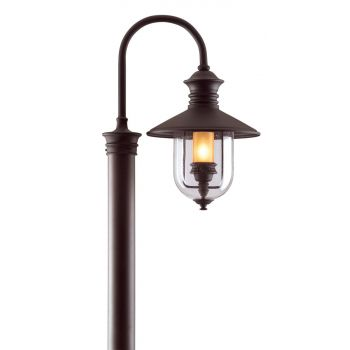 Troy Lighting Old Town Lantern Post Light