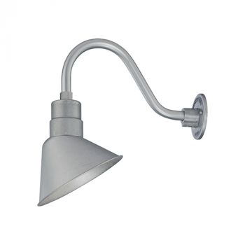 Millennium Lighting R Series 1-Light Angle Shade in Red