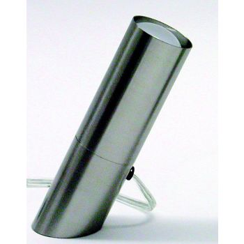 House of Troy Spot Light Angled Mini-can Satin Nickel
