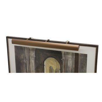 "House of Troy Traditional 36"" Bronze Picture Light"