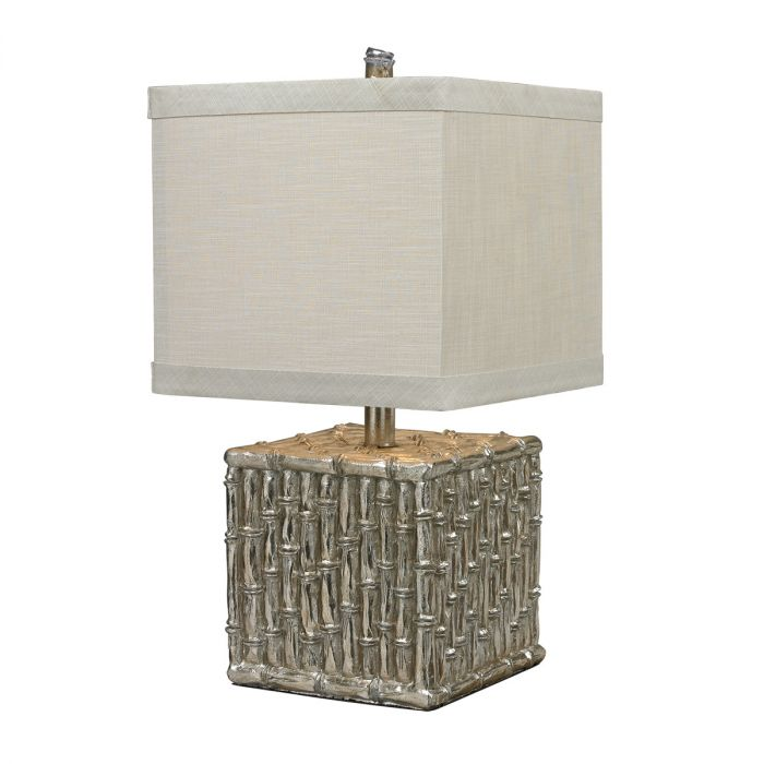 Sterling industries silver bamboo table lamp table lamps lamps aloadofball Image collections