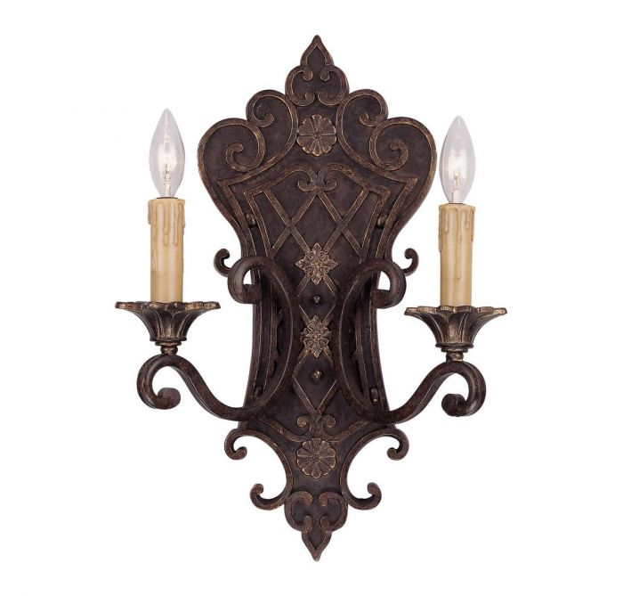 Savoy house southerby 2 light wall sconce in florencian bronze savoy house southerby 2 light wall sconce in florencian bronze wall sconces wall lights aloadofball Gallery