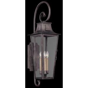 Troy Outdoor Lighting Fixtures Troy lighting french quarter 2 light outdoor wall lantern troy lighting french quarter 4 light outdoor wall lantern workwithnaturefo