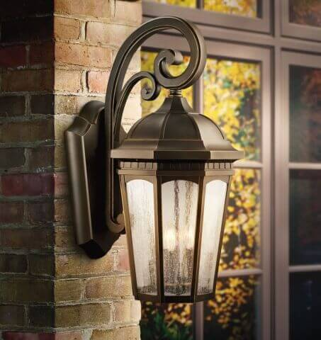 How to get the right size outdoor lighting - LightsOnline.com