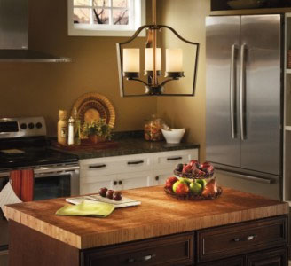 Kitchen Lighting Trends   LightsOnline.com