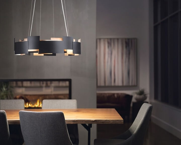 Contemporary Chandeliers   Set The Tone In Your Dining Room    LightsOnline.com Blog