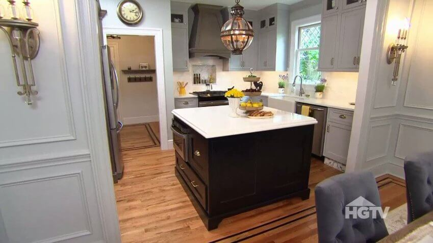 Gabby And Jims Dining Room From Property Brothers