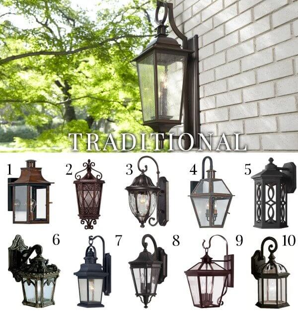 5 outdoor lighting styles and ideas aloadofball Gallery