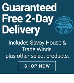 Guaranteed free 2-day shipping on select lamps at LightsOnline.com