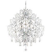 Shop crystal chandeliers at LightsOnline.com