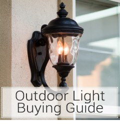 Read the Outdoor Light Buying Guide at LightsOnline.com