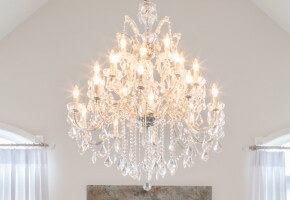 Install a Chandelier