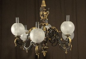 The History of the Chandelier