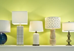 How to Use Table Lamps
